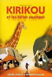 Kirikou et les bêtes sauvages Poster