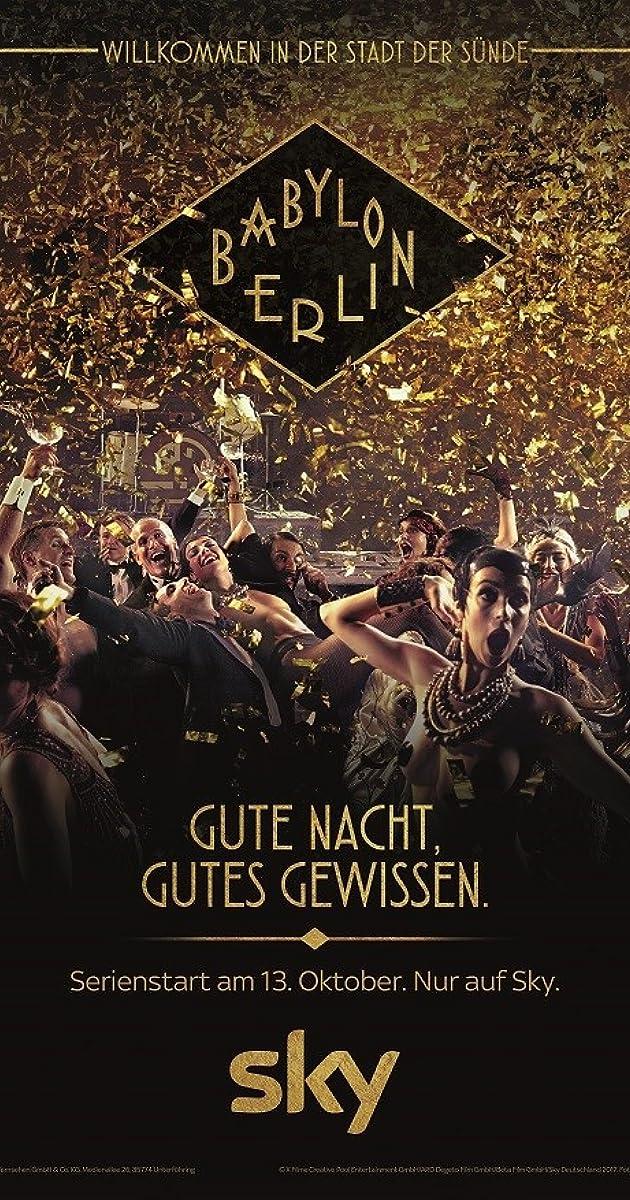 Babylon Berlin Serie Stream