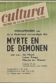 Myrte of the Demons Poster
