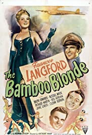 The Bamboo Blonde Poster