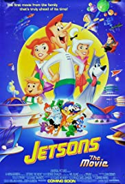 Jetsons: The Movie Poster