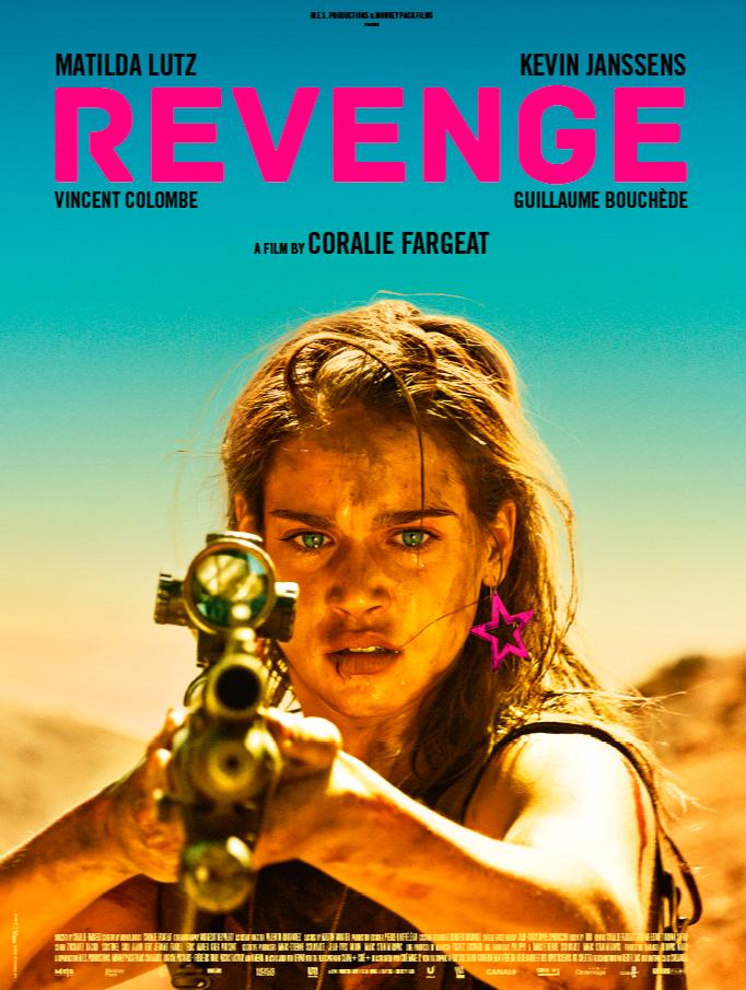 Revenge (2017) French Movie