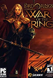 The Lord of the Rings: The War of the Ring Poster
