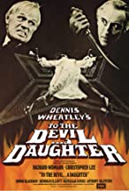 Primary image for To the Devil a Daughter