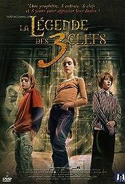 La légende des 3 clefs Poster