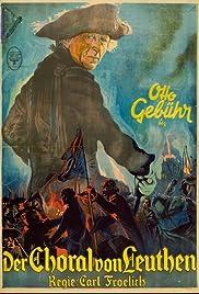 Der Choral von Leuthen Poster
