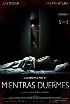 Mientras duermes (2011) Poster