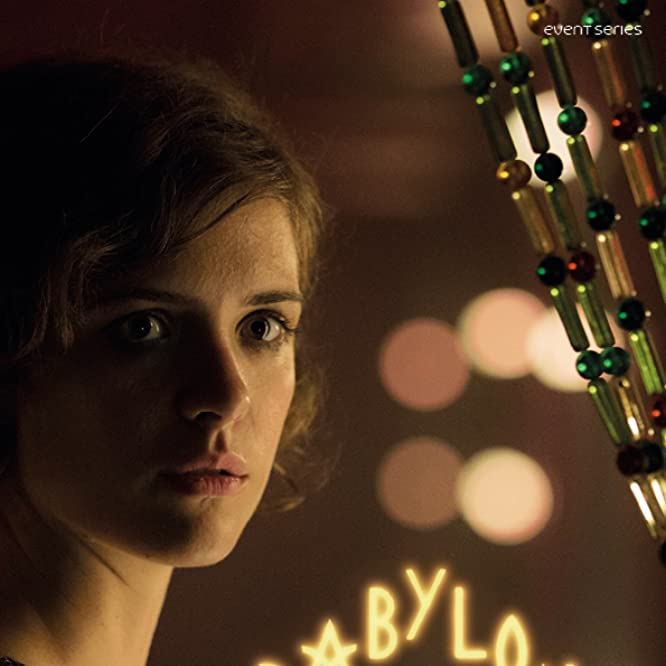 Liv Lisa Fries in Babylon Berlin (2017)