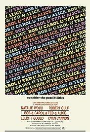 Bob & Carol & Ted & Alice Poster