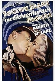The Adventurous Blonde(1937) Poster - Movie Forum, Cast, Reviews