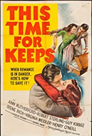 This Time for Keeps Poster