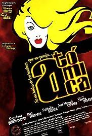 Atómica Poster