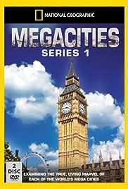 Mega Cities Poster