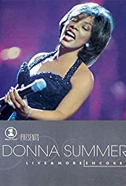 Donna Summer: Live and More... Encore! Poster