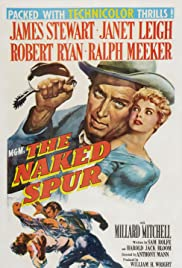 The Naked Spur(1953) Poster - Movie Forum, Cast, Reviews