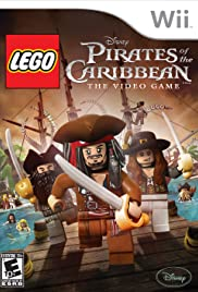 Lego Pirates of the Caribbean: The Video Game Poster