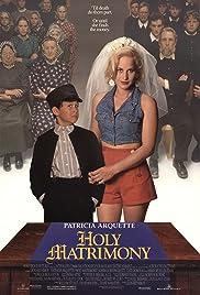 Holy Matrimony Poster