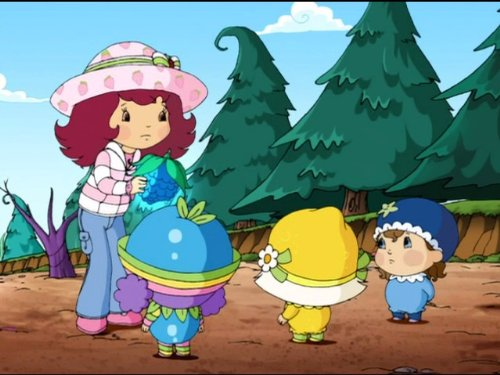 Strawberry Shortcake Berry Bitty Adventures Blueberry