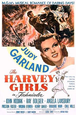 The Harvey Girls poster