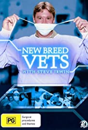 New Breed Vets with Steve Irwin Poster