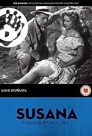Susana Poster