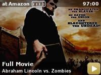 abraham lincoln vs zombies trailer latino dating