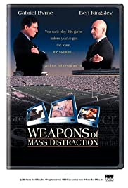 Weapons of Mass Distraction Poster