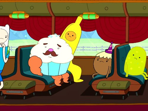 Quot Adventure Time Quot Mystery Train Tv Episode 2011 Imdb