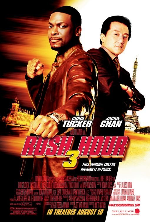 Rush Hour 3 (2007) Hindi Dubbed Movie