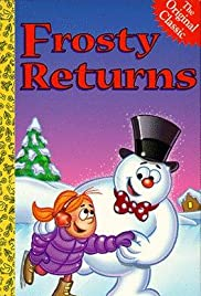 Frosty Returns Poster