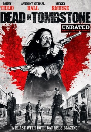 Dead in Tombstone Poster