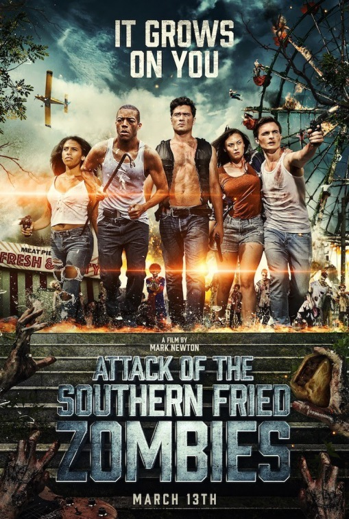 Nonton Film Attack of the Southern Fried Zombies (2017) Subtitle Indonesia