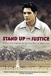 Stand Up for Justice Poster