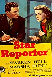 Star Reporter Poster