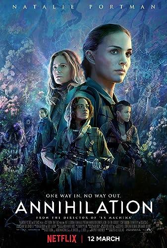 Poster Film Annihilation