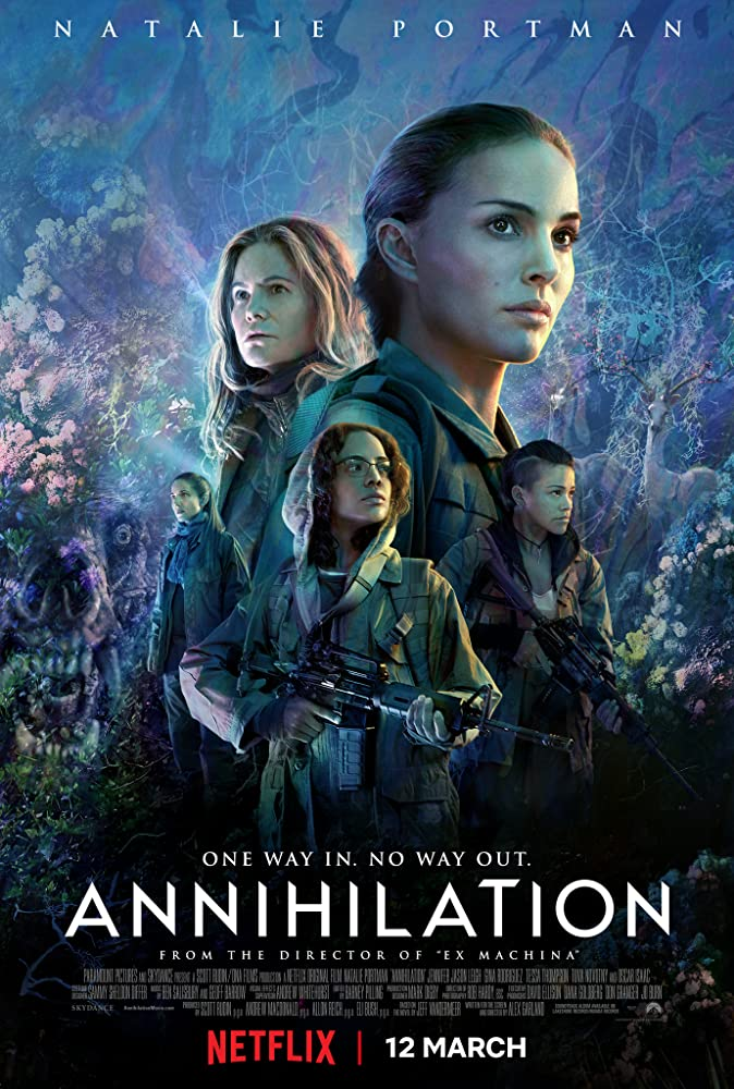 Re: Annihilation (2018)