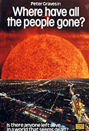 Where Have All the People Gone Poster