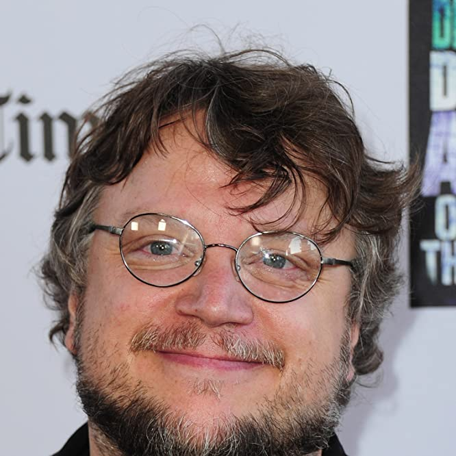 Guillermo del Toro at an event for Don't Be Afraid of the Dark (2010)