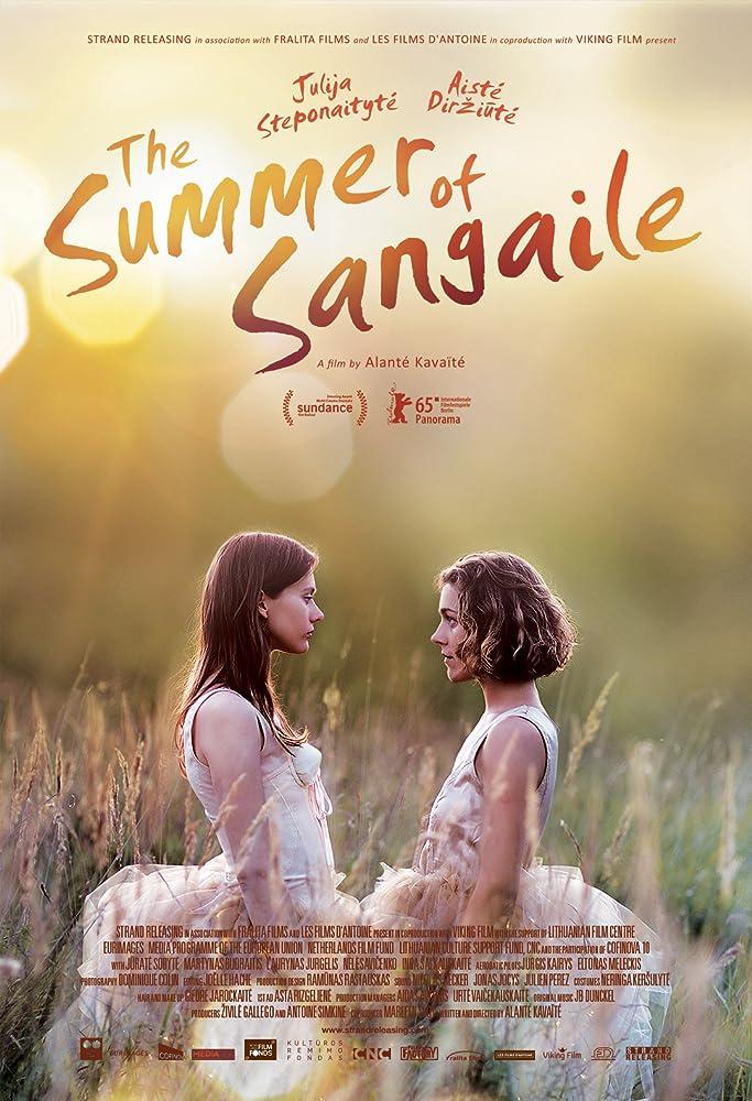 فيلم The Summer of Sangaile 2015 مترجم