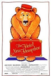 The Hotel New Hampshire Poster