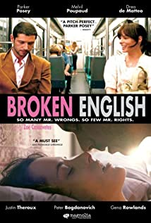 Englisch in movie is nice