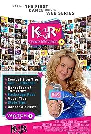 KARtv 06 - Brian Friedman, Amanda Ocampo, Madison Curtis, Tiffany Fairchild-Schlater Poster