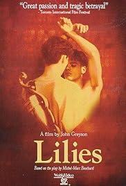 Lilies - Les feluettes Poster