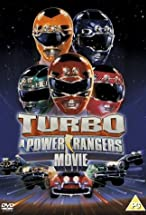 Primary image for Turbo: A Power Rangers Movie