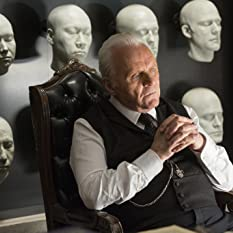 Anthony Hopkins in Westworld (2016)