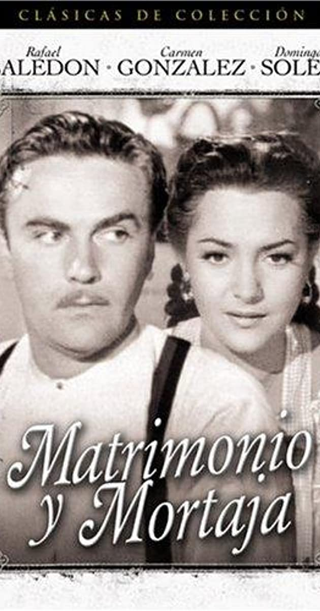 Matrimonio Y Mortaja : Matrimonio y mortaja imdb