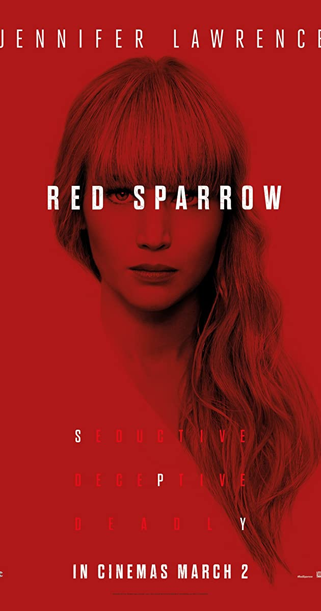 Red Sparrow Imdb