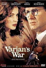 Varian's War Poster