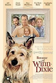 Because of Winn-Dixie Poster