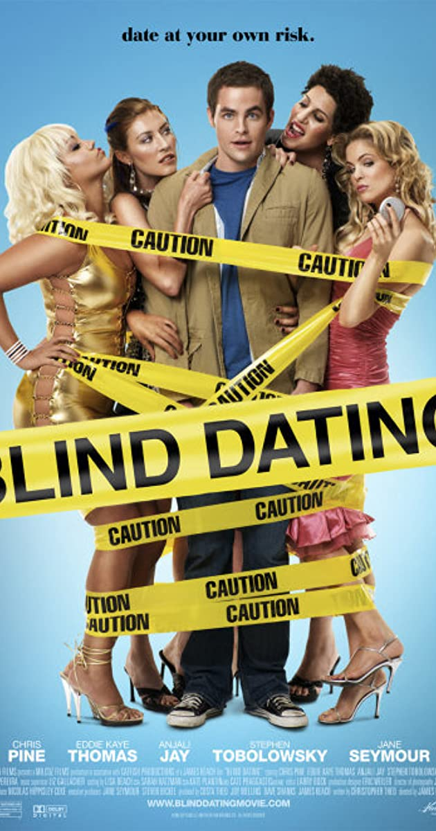 Chris Pine Shower Blind Hookup Movie 2018